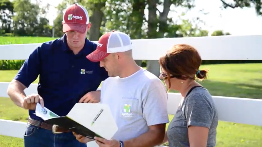 AgriGold Brand Story