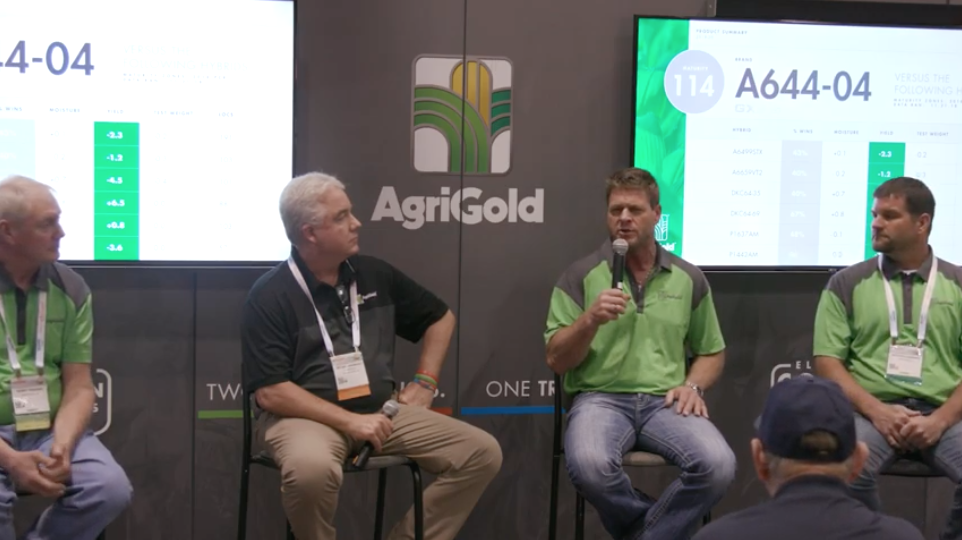 Strategies for Higher Corn Yields